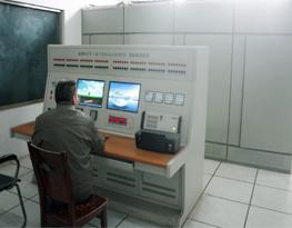 发电机组检测台